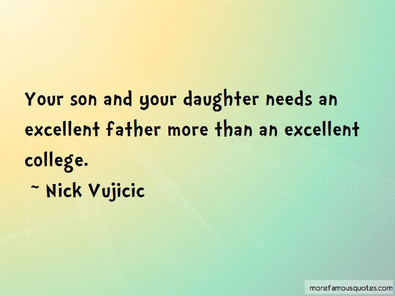 A Daughter Needs A Father Quotes Top 5 Quotes About A Daughter