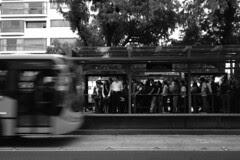 Guatemala - Guatemala City rapid bus