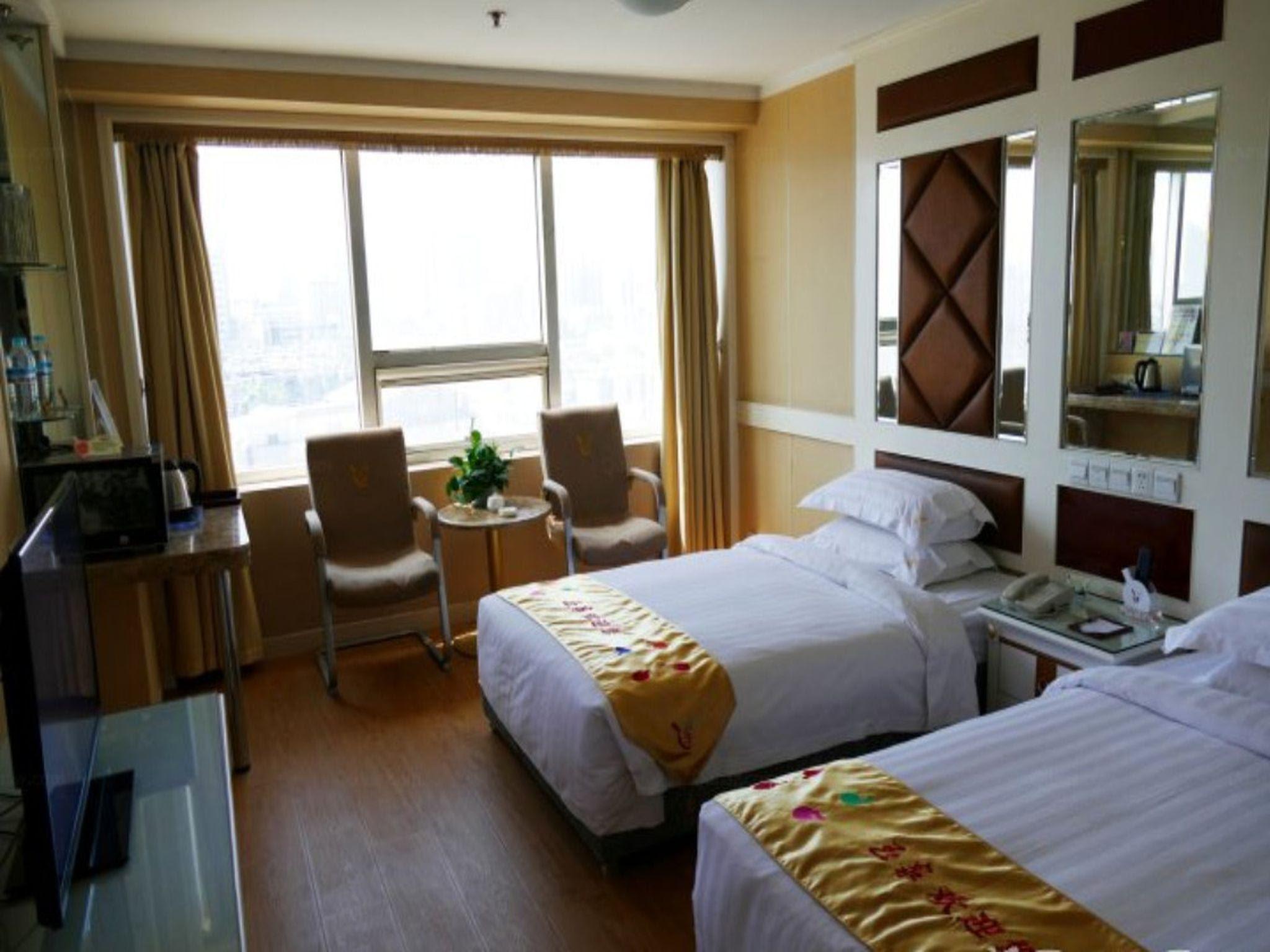 Yuquan Simpson Hotel Reviews