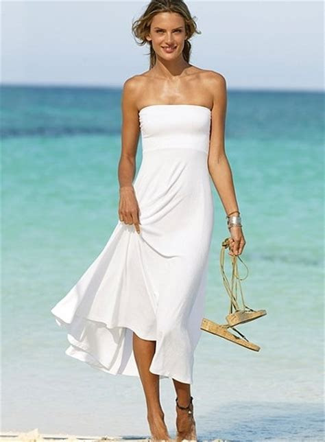 Beach Dress Picture Collection   DressedUpGirl.com