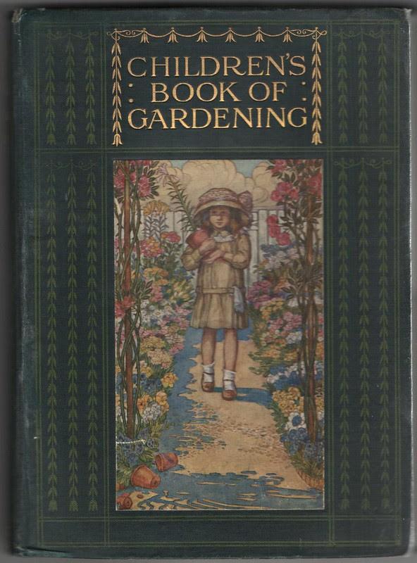 Childrens Book Of Gardening