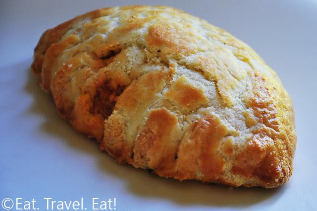 Chicken Empanada Detail