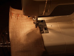 sewing Herbag cover