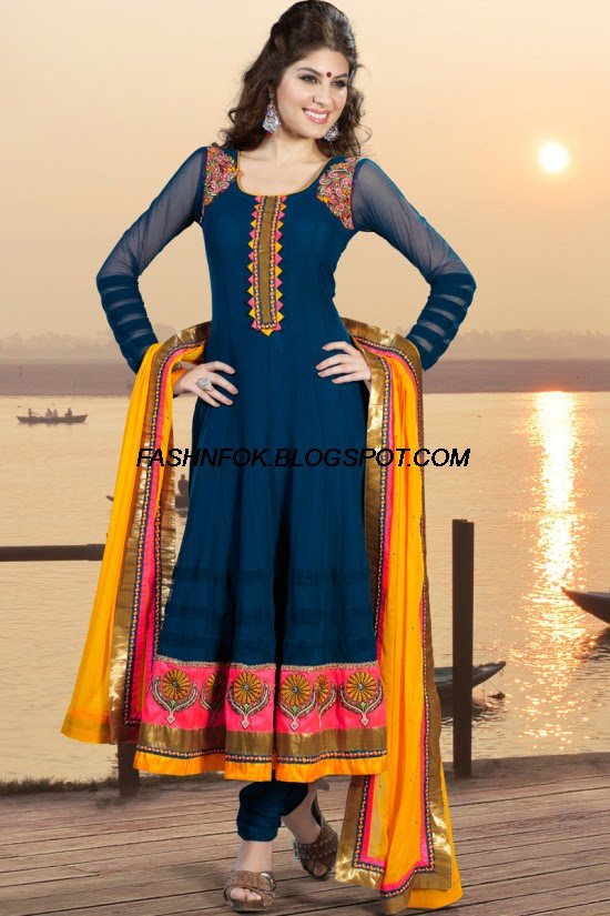 Bridal-Wedding-Party-Waer-Salwar-Kameez-Design-Indian-Pakistani-Latest-Fashionable-Dress-5