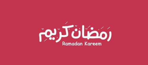Free Ramazan Kareem vector font Download 3 50+ Beautiful Free Arabic Calligraphy Fonts 2014
