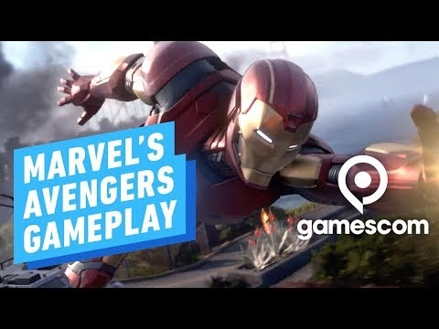 Marvel's Avengers Review | Story | Gameplay