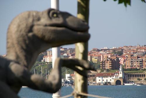 Getxo - Parque Dinosaurio