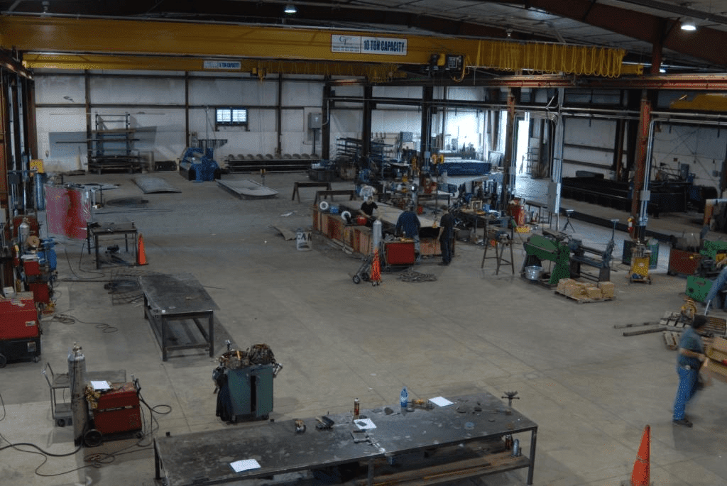 Colorado Metal Manufacturing Fabrication