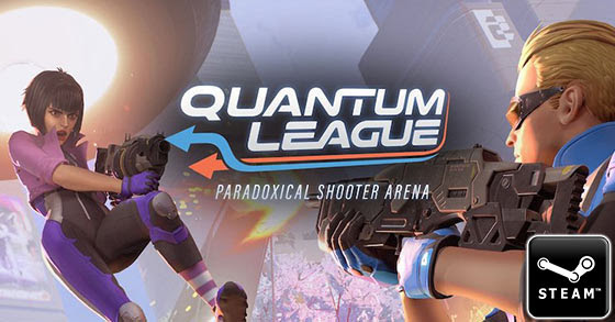 "The paradoxical arena shooter ""Quantum League"" is coming to Steam Early Access in 2020"