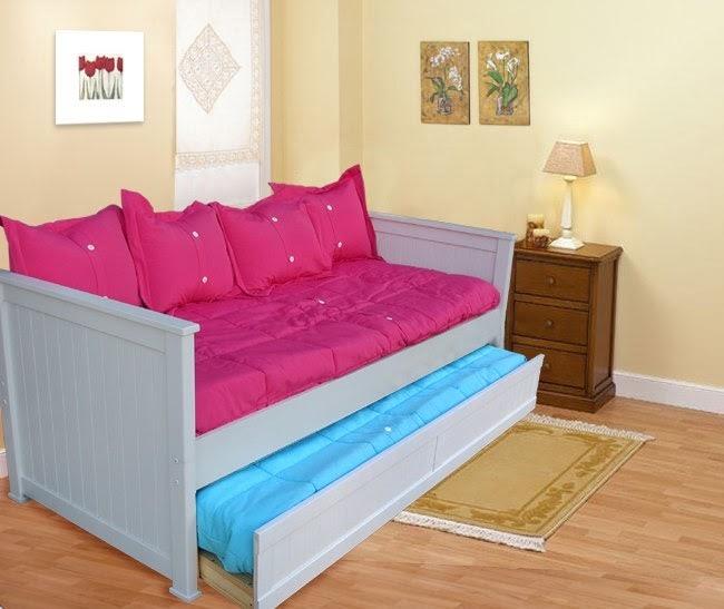 Decorar cuartos con manualidades camas divanes cama - Camas supletorias y divanes ...