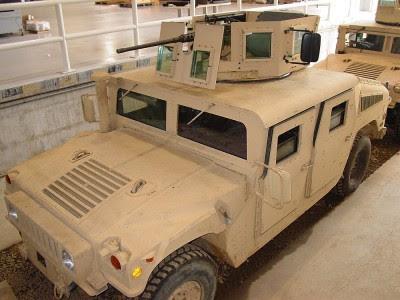 Carro blindado anti-motim