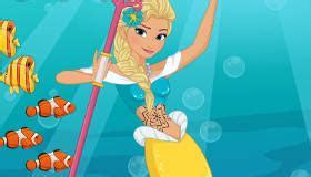 Mermaid Disney Princesses Game   My Games 4 Girls