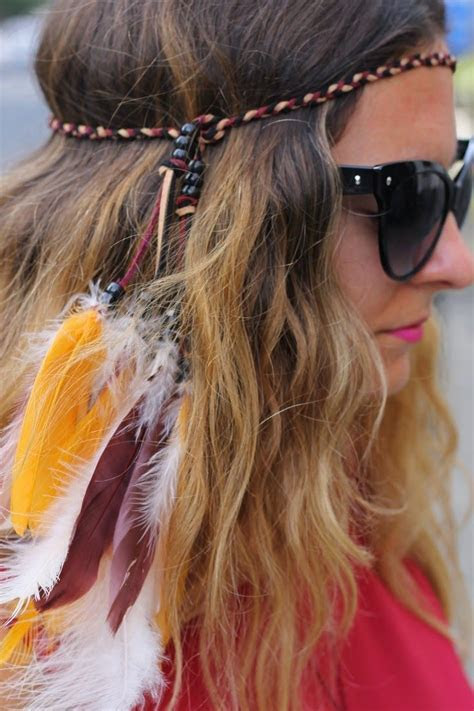 FSU Feather Headband   Florida State Game Day Style