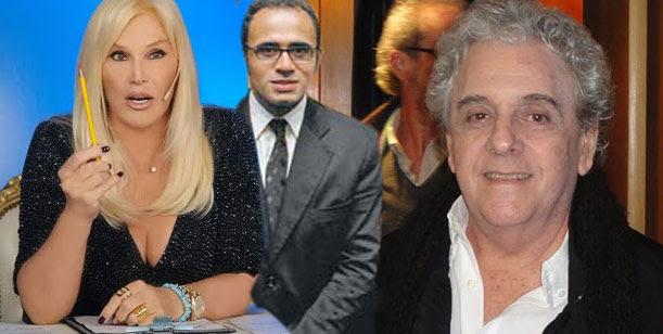 Escándalo: Susana le robó el productor a Antonio Gasalla ¡¡Guerra!!
