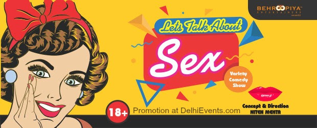 Behroopiya Entertainers Let's Talk About Sex Play Creative