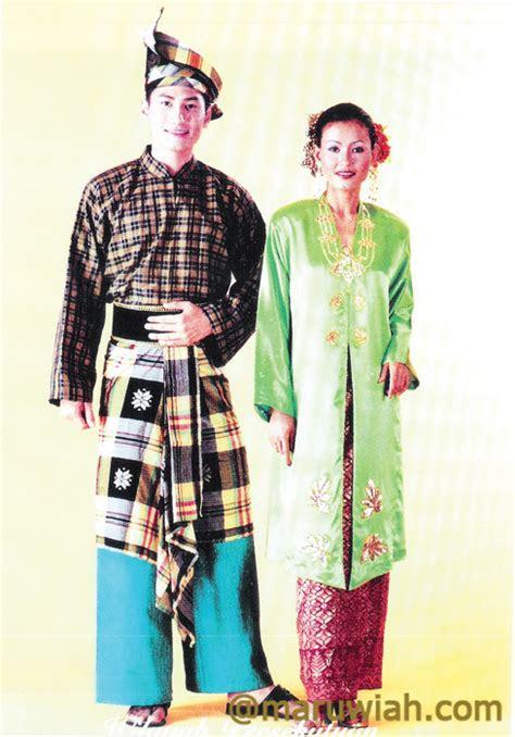 pakaian tradisional maruwiah ahmat