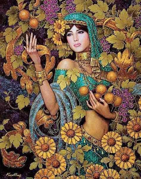 Autumn Mistress