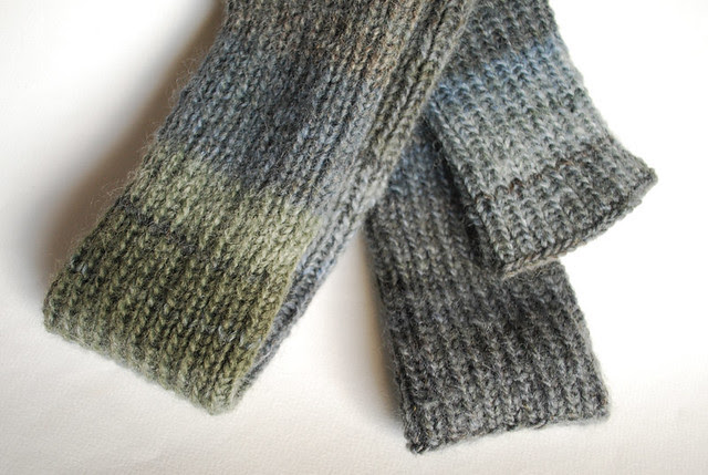 leg warmers: made for my sister