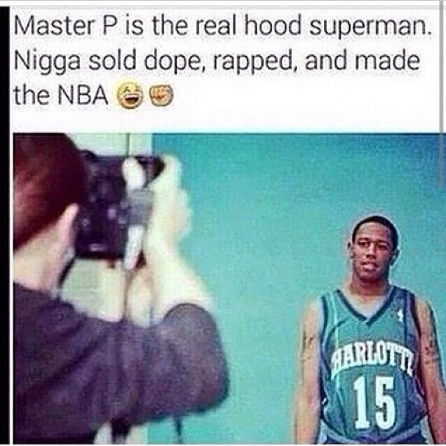 > Master P is the GOAT - Photo posted in The Hip-Hop Spot | Sign in and leave a comment below!