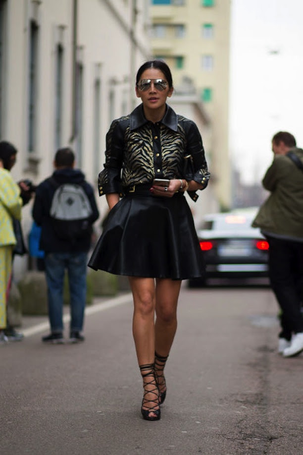 Milan Fashion Week Street Styel