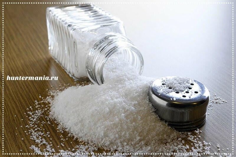 Соль в наших блюдах