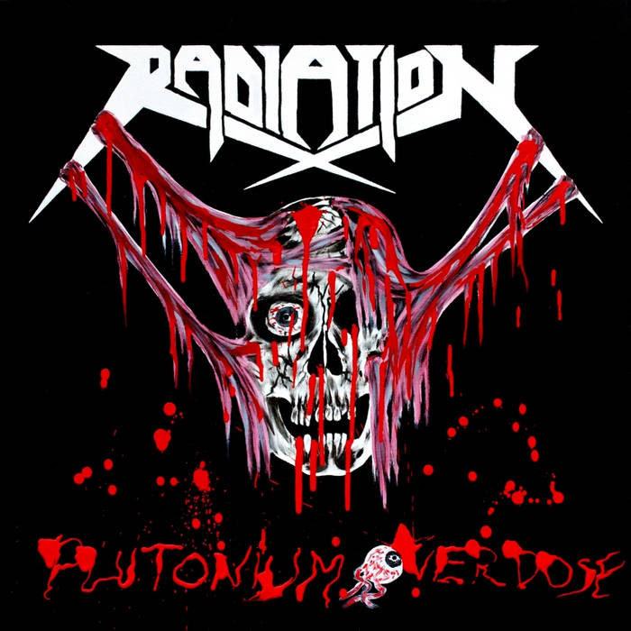 Plutonium Overdose EP cover art