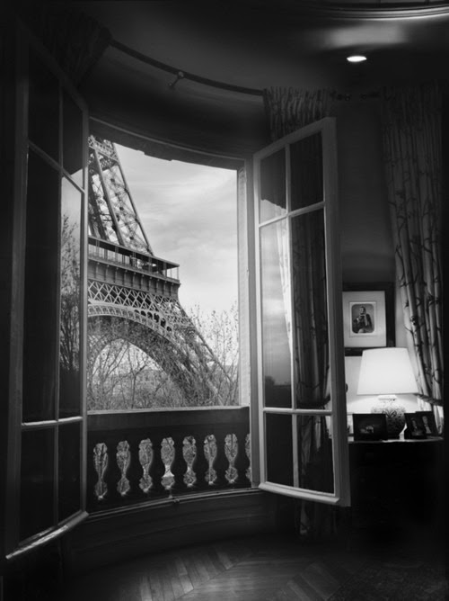 """But Paris was a very old city and we were young and nothing was simple there, not even poverty, nor sudden money, nor the moonlight, nor right and wrong nor the breathing of someone who lay beside you in the moonlight.""  Ernest Hemingway,  A Moveable Feast"