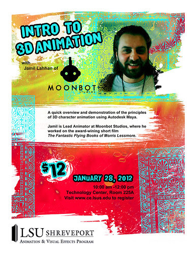 Moonbot Studio's Jamil Lahhan at LSUS by trudeau