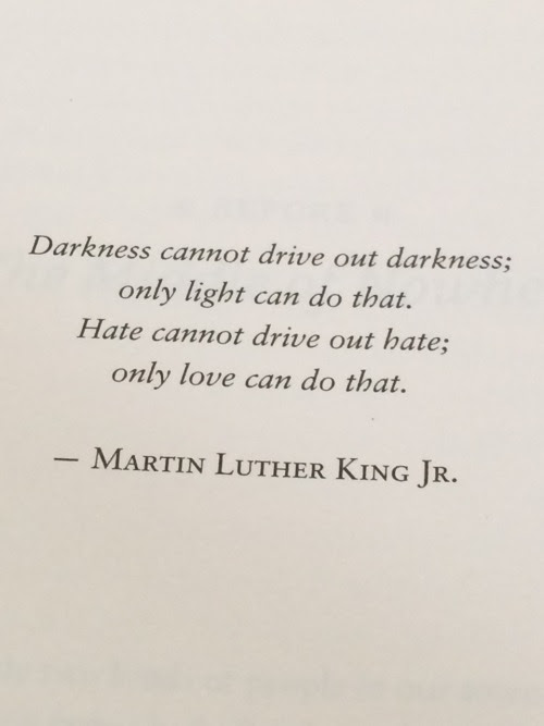 Love Light Quote Quotes Hate Martin Luther King Jr Mlk