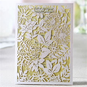 LASER CUT DESIGNS: WEDDING CARDS   Popular   Wedding Cards