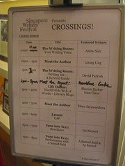 SWF Programme Listing (Living Room) - 8 Dec 2007