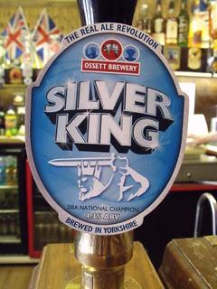 Ossett, Silver King, England