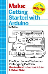 Arduino Books; Getting Started With Arduino