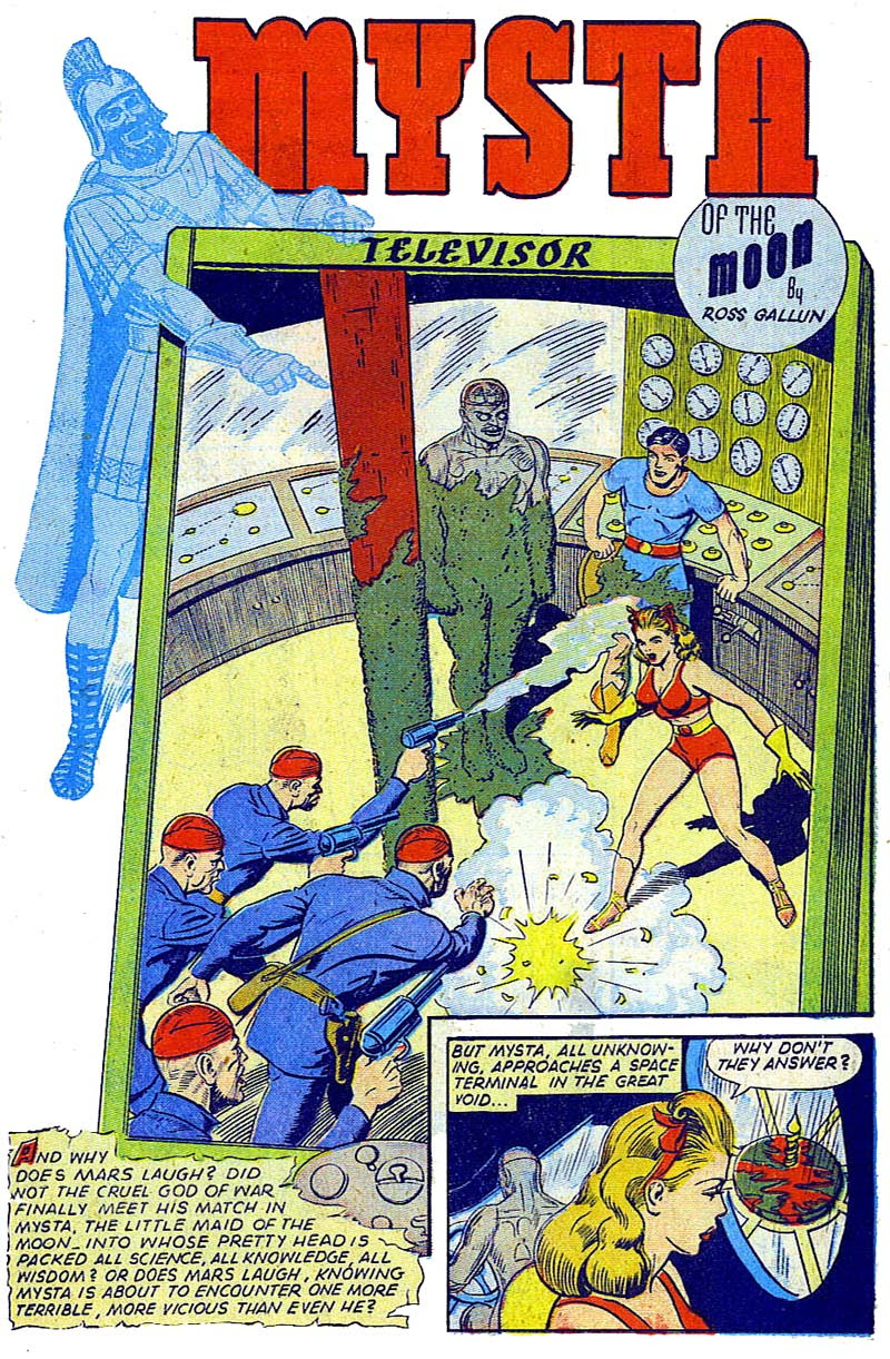 Planet Comics 36 - Mysta (May 1945) 01