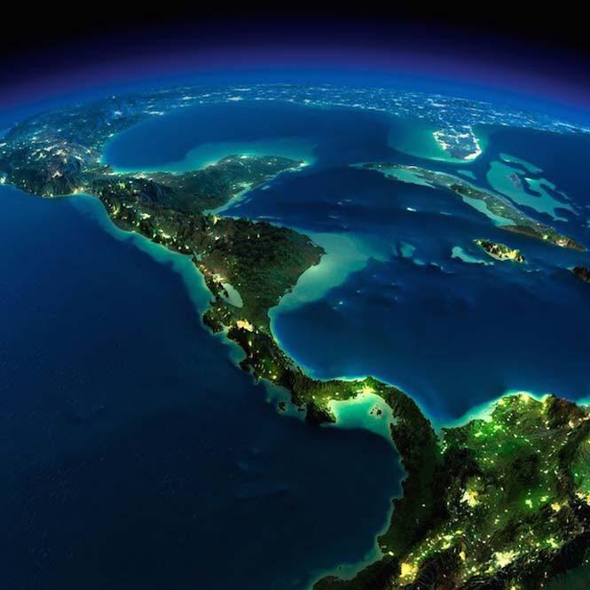 Εκπληκτικές νυχτερινές εικόνες της Γης (15)