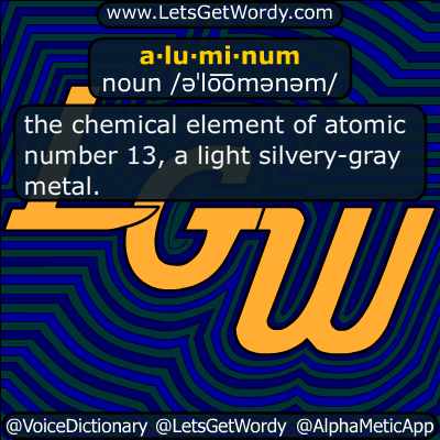 aluminum 04/20/2017 GFX Definition