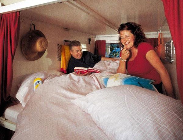 perierga.gr - Rotel: Ξενοδοχείο πάνω σε τέσσερις ρόδες!