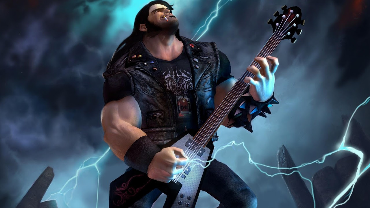 A Brutal Legend screenshot