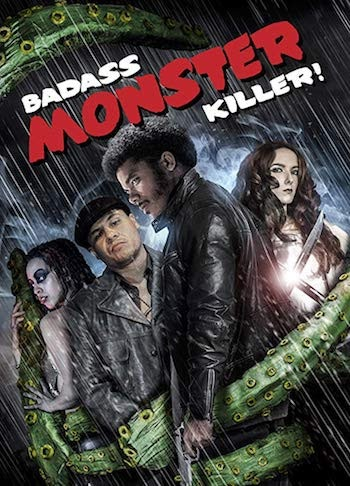 Badass Monster Killer 2015 Dual Audio Hindi 720p WEB-DL 850mb