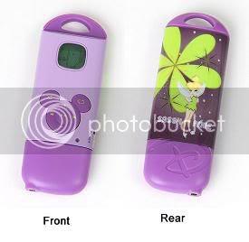 Disney Sassy Pixie MP3 player