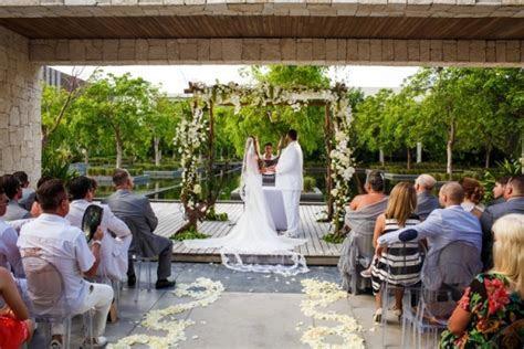 Cancun Destination Wedding at NIZUC Resort & Spa   Aisle