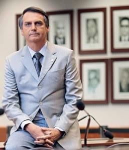 DEPUTADO CAPITÃO BOLSONARO CRIA COMISSÃO DA VERDADE VERDE-OLIVA