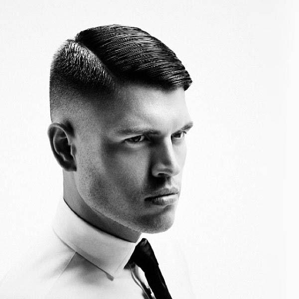 Greaser Rockabilly Frisuren Kurze Haare Für Männer Kunstopde