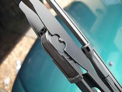 Wiper blades Passenger side 2