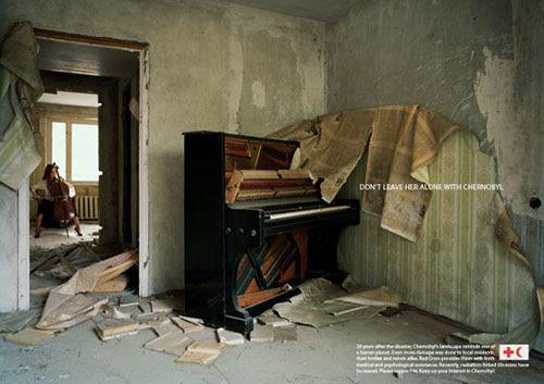 Prypiat-concerto para piano e decadência