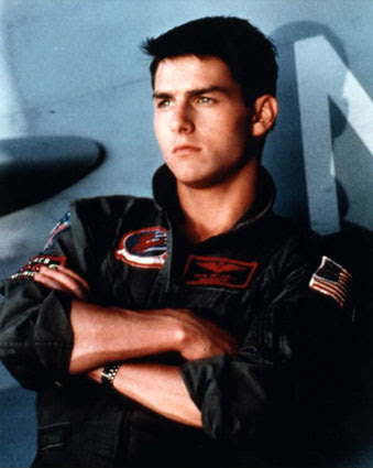 tom cruise. Tom Cruise and Top Gun: Not