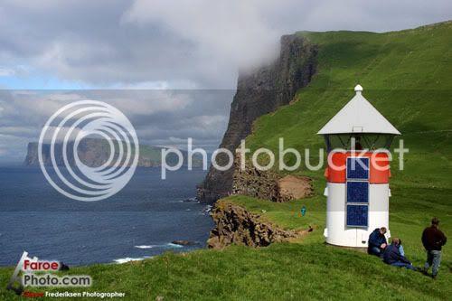 Faroe Islands, St.Dímun