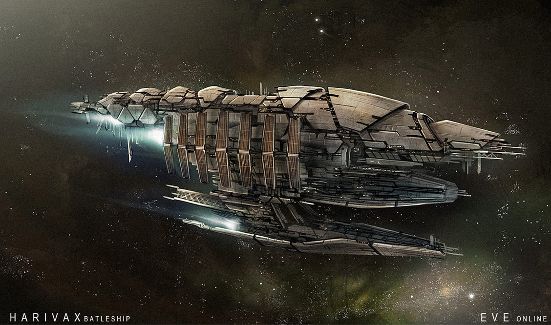 concept ships: EVE ONLINE create a starship entries