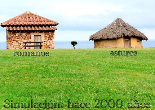 Viviendas en Campa Torres: Romanos en Asturias