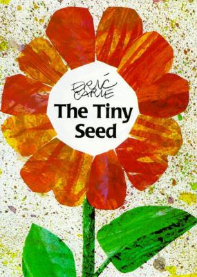 Cover Art for The tiny seed